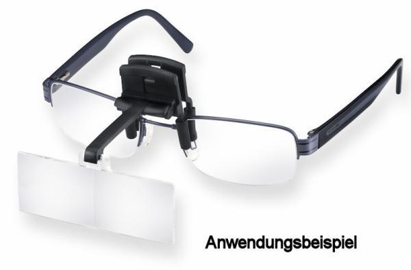 stabile Qualität wie man wählt Beste Eschenbach Lupenbrille laboCLIP